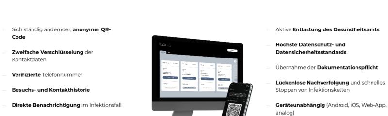 luca App: Werbeversprechen gegen API